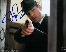 EDWARD BURNS... Public Morals' Gun Toting Stud - SIGNED