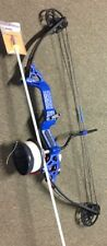 PSE BLUE DISCOVERY Compound Bow,REST reel Arrow