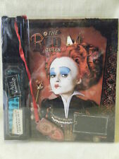 "DISNEY ""THE RED QUEEN"" PERSONALIZED JOURNAL SET *NEW*"