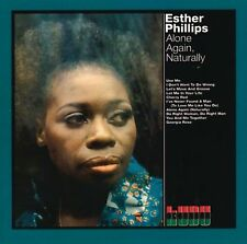 ESTHER PHILLIPS Alone Again, Naturally MACEO PARKER Kudu Records SEALED VINYL LP