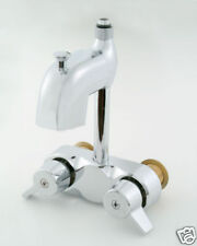 CODE DIVERTER FAUCET FOR CLAWFOOT BATH TUB ON LEGS