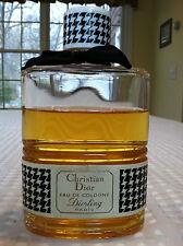 RARE! Vintage Christian Dior DIORLING Eau De Cologne Large 8 oz. Perfume France