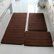 Non Slip Absorbent Bathroom Rugs Memory Foam Bath Mats Kitchen Floor Shower Mat