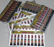 Super Glue - 'Cyanoacrylate Adhesive' 1000 Tubes - FREE SHIPPING