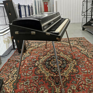 Vintage 1970s 1980s Fender Rhodes Mark Two MK2 Stage Piano 73 Key Complete *1980