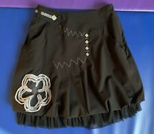 Soggo black skirt for women, Small