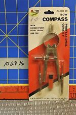 A & W Products Co. Bow Compass NOS