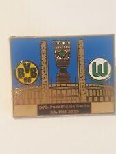 Bundesliga,Pin,DFB POKALFINALE 2015BVB/WOLFSBURG