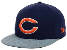 CHICAGO BEARS - NFL 2014 DRAFT NEW ERA 59FIFTY BOY'S FITTED HAT CAP Size 6 1/2
