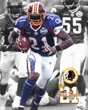 Washington Redskins SEAN TAYLOR Unsigned Spotlight PRO BOWL Photo 8x10 #1