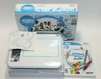 WII UDRAW GAME TABLET WITH WII U DRAW STUDIO GAME SHIPS SAME DAY