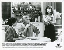 KRISTY MCNICHOL DINAH MANOFF RICHARD MULLIGAN EMPTY NEST ORIG 1991 NBC TV PHOTO