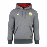 CCC british and irish lions rugby hoodie [charcoal] - Small