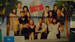 90210 THE COMPLETE DVD BOXED SET