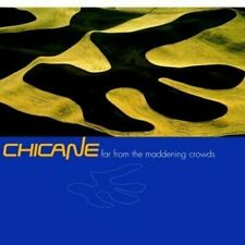 Chicane - Far From The Maddening Crowds - CD - New Sealed Condition