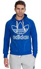 Adidas Hoody2xl top Z38418 Medt Hoodieblue white