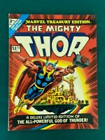The Mighty Thor  - Marvel Treasury 3 Fine+ (6.5)  - Bright White Pages