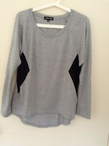 CAROLINE MORGAN Women Knit Jumper Top - Size 10 - Excellent condition