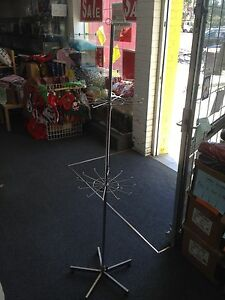 Revolving 3 Tier Earring Jewellery Display Stand Rack Extra Tier avail