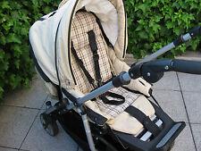 Kinderwagen Teutonia Fun System Kombiwagen Baggy mit Tragetasche