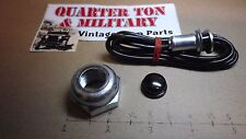 Jeep Willys MB GPW CJ2A Horn button repair kit new replacement