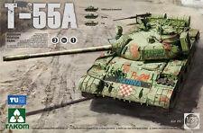Takom 1/35 2056 Russian Medium Tank T-55A