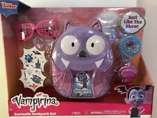 Disney Junior Vampirina Bootastic Backpack Set