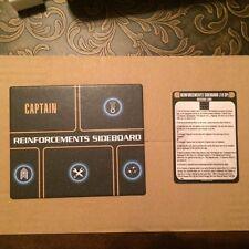 Star Trek Attack Wing Reinforcement Sideboard OP Month 3 Dominion
