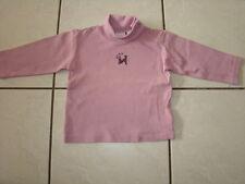 MEXX Pullover ROLLI Shirt 86 rosa Babyshirt ROLLPULLI Pulli Langarmshirt