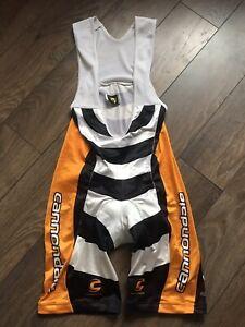 Cannondale Bib Cycling Short Vertex Suit Men's Size XXL