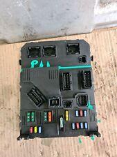 Peugeot Citroen Picaso Fuse Relay Board Box Control Unit 965367580 S118085320E