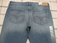 Levis Jeans 518 11M 30X32 BootCut Low Rise Relaxed Fit Stretch a5 NWT's