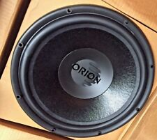"Orion XTR 15"" Car Subwoofer 4 Ohm XTR15S NEW XTR-15S USA OLD SCHOOL RARE VINTAGE"