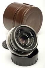 Nikon Nippon Kogaku W-Nikkor C 35mm 3.5cm F/3.5 S Mount