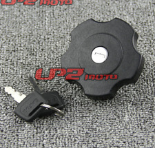Motorcycle Fuel Gas Tank Cap Key For Yamaha TTR250   TW225   DT50  DT200WR