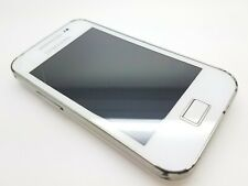 Samsung Galaxy Ace GT-S5830I - Ceramic White (Unlocked) Smartphone