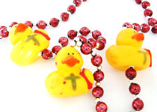 Priest Religious Rubber Duck Pastor Bible Beads Ducks Pastor Religion