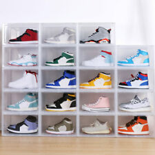 Original Sneaker Shoe Display Box Storage Case Transparent Clear Acrylic