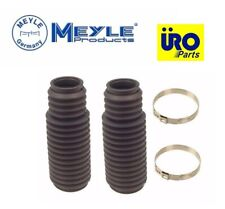 Meyle Brand Set of 2 Tie Rod Bellows Boot+Clamps For BMW E36 318 323 325 328M3