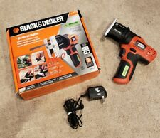 BLACK & DECKER  Cordless Compact Saw 7-Volt Lithium-Ion 3 in.  T1 LPS7000 (C)