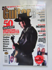 Guitar One 2/04 50 Greatest stratocaster players Stevie Ray Vaughan