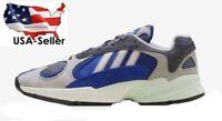 adidas Originals Yung-1 Men's Sneakers US Size 10.5 F17 Gray/Blue AQ0902 NIB