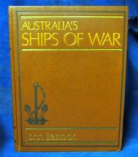 Australia's Ships of War by Jon Bastock ( Hardcover 1975) No. 29 of 750 Signed