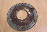 2PCS Front Right Left Brake Rotor Disc For Kawasaki Prairie 650 KVF650 2002 2003