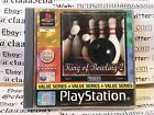 king of bowling 2 - SONY PLAY STATION 1 - gioco ita PLAYSTATION - COMPLETO