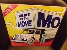 MOVE The Best OF 2x LP A&M Records EX