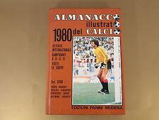 [VH2-011] ALMANACCO ILLLUSTRATO DEL CALCIO 1980 - ED. PANINI - OTTIMO/EDICOLA