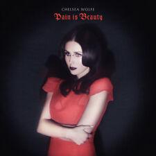Chelsea Wolfe - Pain Is Beauty 2 x LP - Black Vinyl Album - SEALED Record