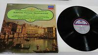 Albinoni Vivaldi Schostakowitsch LP Vinyl VG + Spanisch Ed London