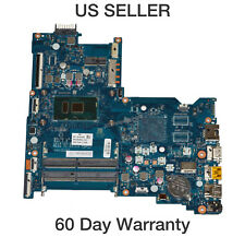 Hp 15-Ay Laptop Motherboard w/ Intel i7-6500U 2.5Ghz Cpu 854934-601